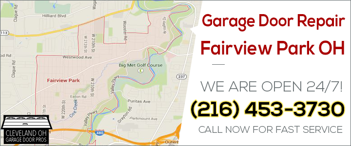 Garage Door Repair Fairview Park Oh Pro Garage Door Service